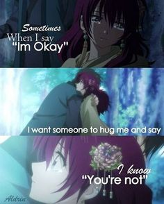 katsuki no Yona Me Me Me Anime, Anime Love, Reborn Katekyo Hitman, Hitman Reborn, Otaku, Akatsuki No Yona, Diabolik Lovers, Hug Me, My Hero Academia Manga