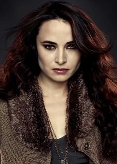 "Carmen ~ Carmen is a member of the Denali coven. Carmen and her mate, Eleazar, joined the Denali ""sisters"" after Eleazar left the Volturi. She is a ""vegetarian"" and lives a very peaceful lifestyle.  Born in Spain, Carmen was changed in the 1700s. Edward describes her as a very compassionate soul"