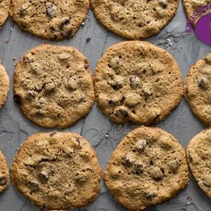 Best Chocolate Chip Cookies from the Entire Web for Passover. #kosher | www.kosher.com