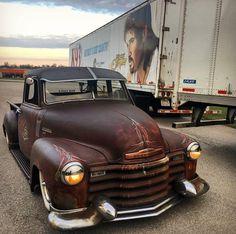 Kustom Kulture- I Live For This Shit — Advanced Design Chevrolet pickup 54 Chevy Truck, Chevy 3100, Chevy Pickup Trucks, Gm Trucks, Chevy Pickups, Chevrolet Trucks, Cool Trucks, Vintage Pickup Trucks, Classic Pickup Trucks