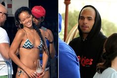 Did Chris Brown & Rihanna Reunite in France Over The Weekend?