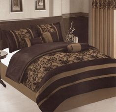 Bedroom excellent comforter sets queen luxury bedding sets ideas - Piece Set Denver Embroidered Bedding Set Bedding Home Bedbath