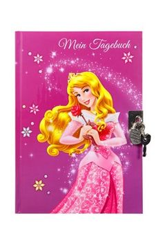 Princess Aurora is ready to protect your secret thoughts! Long lasting and as beautiful as Aurora, this diary is a perfect present for any Disney Princess fan or collector. Save your precious memories with this gorgeous diary. Only you possess the keys to unlock your personal feelings. Measurements: 21 cm x 15 cm www.toys4tikes.com