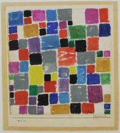 "Paul Klee ""Festlich"""
