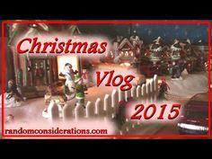 2015 Christmas Vlog - Episode 36 - YouTube