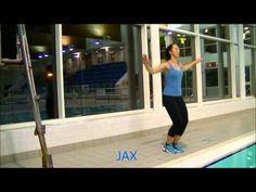 Aqua Deep HIIT (High Intensity Interval Training) - YouTube