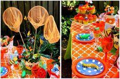 Ideas for a little boys birthday party