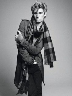 Alex Pettyfer by Burberry The Beat for Men, via Flickr