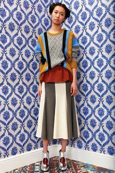 Combinación de texturas y colores para crear tu propio estilo.