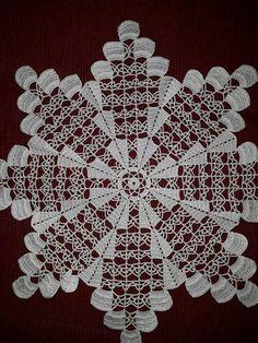 Home Decor Crochet Patterns Part 155 - Beautiful Crochet Patterns and Knitting Patterns Free Crochet Doily Patterns, Crochet Mandala, Crochet Chart, Crochet Squares, Thread Crochet, Filet Crochet, Crochet Motif, Crochet Designs, Hand Crochet
