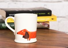 14 Products That Perfectly Show Everyone How Much You Love Your Wiener Dog Books, Dog Design, Dog Love, Book Worms, Best Dogs, Pup, Cute Animals, Low Rider, Dachshunds