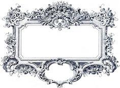 Baroque Frame Images