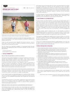 Anticipez pour avoir le choix, Article de Maud Escoffier pour Mon-viti.com. (1er juin 2016).