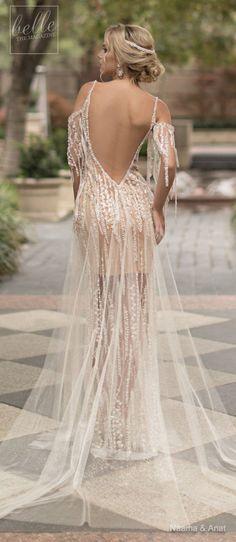 Naama and Anat Wedding Dress Collection 2019 - Dancing Up the Aisle - CHARLESTON