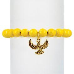 Yellow Goddess Bracelet