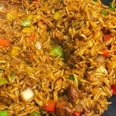 Shrimp Chicken & Egg Fried Rice #CookingLessonsWithPurse #jamaicans_com #StealYaBoyfriendSundays #SavingRelationshipsOneMealAtATime  #PurseCooks  @thefeedfeed @food #picoftheday #f52grams #madeinjamaica #yahoofood #foodwinewomen #buzzfeast #foodporn #buzzfeastfood #huffposttaste #forkfeed #likefoodus #likefoodchicago #likefoodlondon #feastlondon #feedus #jamaica #jamaicanfood #jamaicangirl #RiceAndPeas #heresmyfood #feedme #yourweeklyfeed #cookandtell #jamaicans #island360 by…