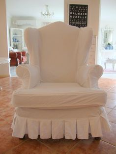 19 best slipcovers images slipcovers for chairs armchair slipcovers rh pinterest com