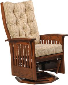 You'll save on every piece of furniture at Amish Outlet Store. You can get the Newbury Deluxe Swivel Glider in various woods. Amish Furniture, Solid Wood Furniture, Furniture Projects, Cool Furniture, Large Pillow Cases, Large Pillows, Down Comforter, Comforter Cover, Rocking Chair Plans