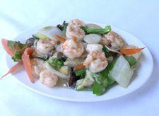 Velvet Shrimp by KungPao China Bistro in Sherman Oaks, CA