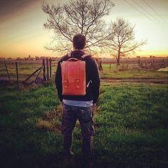 #Annoni #AnnoniBags #BuenosAires #SanAntonioDeAreco #Argentina #backpack #handmade #Leatherwork #lifestyle
