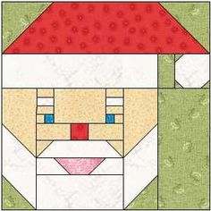 Sew Fresh Quilts: Santa's On His Way