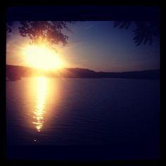 photo by ivan_lua_24: #sunset #codorus #beautiful