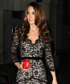 Kate Middleton's Most Memorable Outfits Ever! - November 8, 2012 from #InStyle