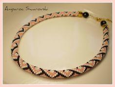 Artesanías Amparoc Swarovski: Esquema Crochet 14