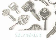 Dåpsgave - babyens eget nøkkelknippe! Den, Cufflinks, Accessories, Alternative, Wedding Cufflinks