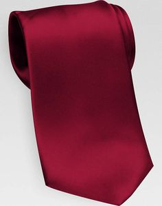Joseph Apple Red Tie - For the guys