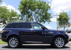 Find the certified pre-owned vehicle you need at a price you can afford at Land Rover Palm Beach serving Delray Beach and Boca Raton. Palm Beach Fl, Delray Beach, Best Suv, Certified Pre Owned, Range Rover Sport, Dream Cars, Cars