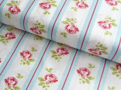 Tanya Whelan, Lulu Roses, Lilah sky stripe from  DaWanda.com
