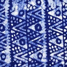 Part 1: African batiks and African-inspired textiles