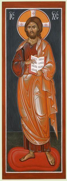 Свт. Спиридон Тримифунтский - выставка икон православных мастерских «Русская Икона»