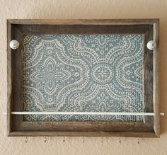 Organizador de pared Joyas artesanales por MyCraftitude en Etsy