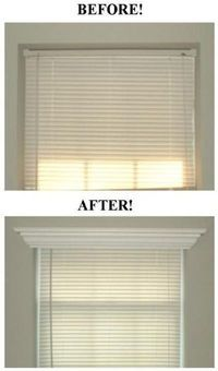 #6. Add molding and:or trim to your windows -- 27 Easy Remodeling Projects That Will Completely Transform Your Home