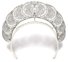 CollectingFineJewels: BELLE EPOQUE Diamond Tiara