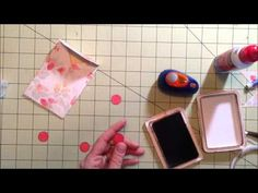 Coin Envelopes using Envelope Punch Board - YouTube