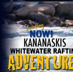 Kananaskis Whitewater Rafting Adventures for All Ages Whitewater Rafting, River, Adventure, Rivers, Adventure Nursery