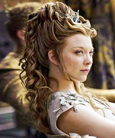 """Best """"Game of Thrones"""" Wedding Hair 