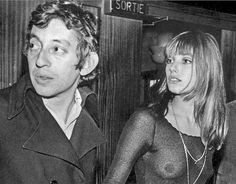 Distracted by the same things. Serge & Jane do it their way, or no way at all.