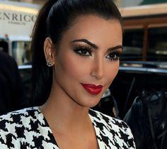 Kim Kardashian, make up looks amazing Love Makeup, Makeup Tips, Beauty Makeup, Hair Makeup, Hair Beauty, Perfect Makeup, Flawless Makeup, Stunning Makeup, Kim K Makeup
