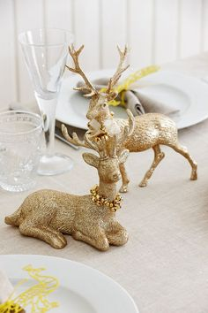 Styled Sealed Delivered — Christmas reindeer, event style, decorations