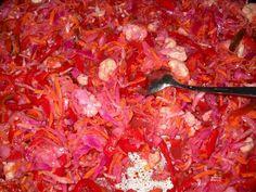 Salata de legume pentru iarna din Carte de bucate, Conserve si muraturi. Specific Romania. Cum sa faci Salata de legume pentru iarna