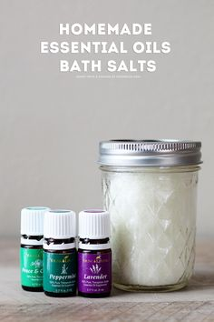 Homemade Relaxing Essential Oils Bath Salts (+ KidScents Giveaway) - Sunny with a Chance of Sprinkles