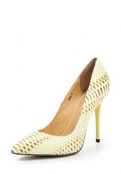 Туфли Vitacci, цвет: мультиколор. Артикул: VI060AWHZL52. Женская обувь / Туфли