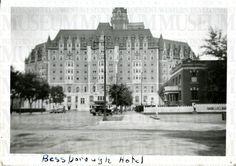 Bessborough Hotel | saskhistoryonline.ca