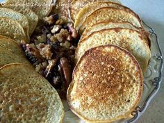 Such a simple recipe...Banana Oatmeal Pancakes by ~CinnamonGirl