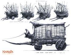 Jeremy Love - Slave Cart