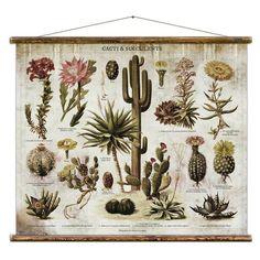 Geschenkidee: Vintage Wandkarte